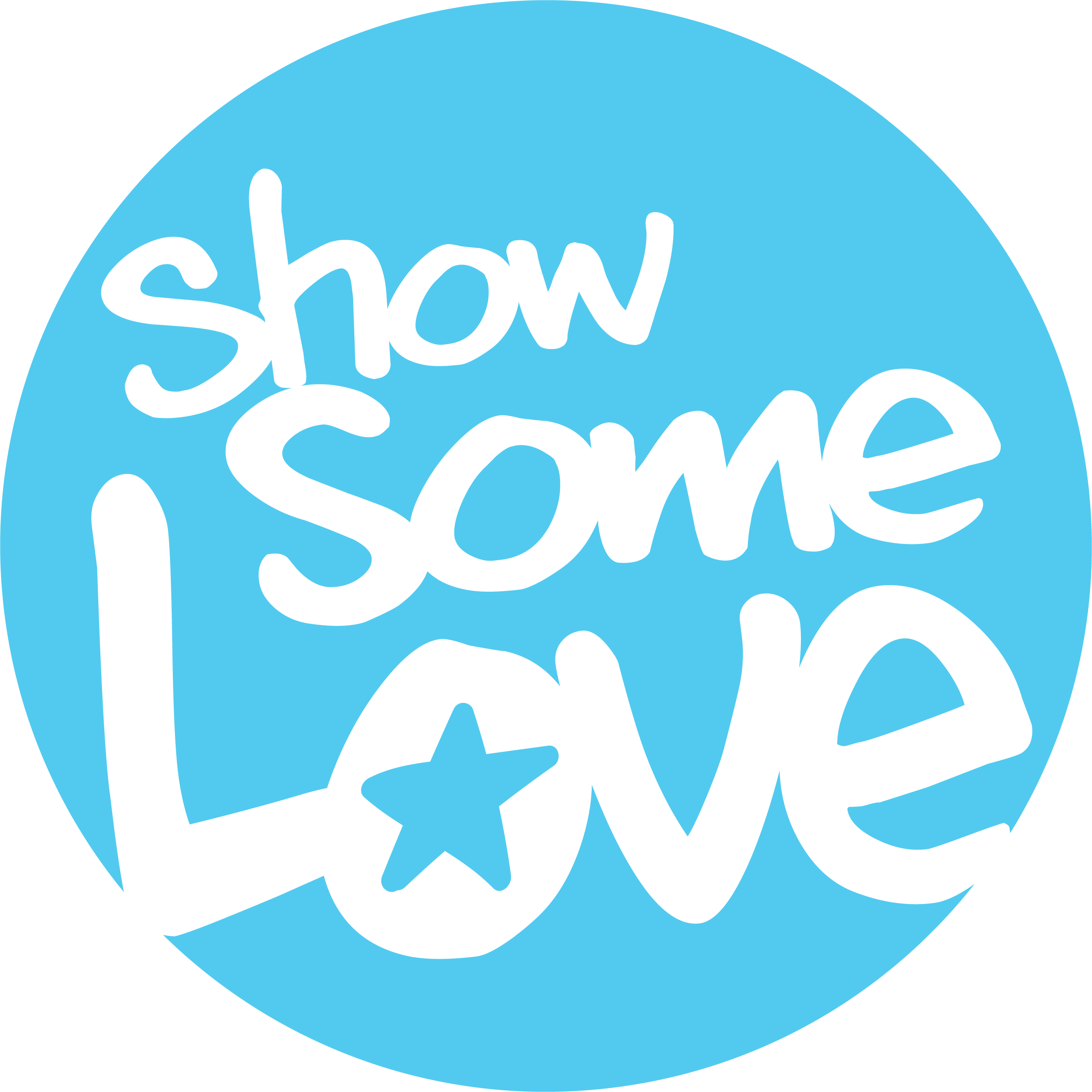 ShowSomeLove Blue